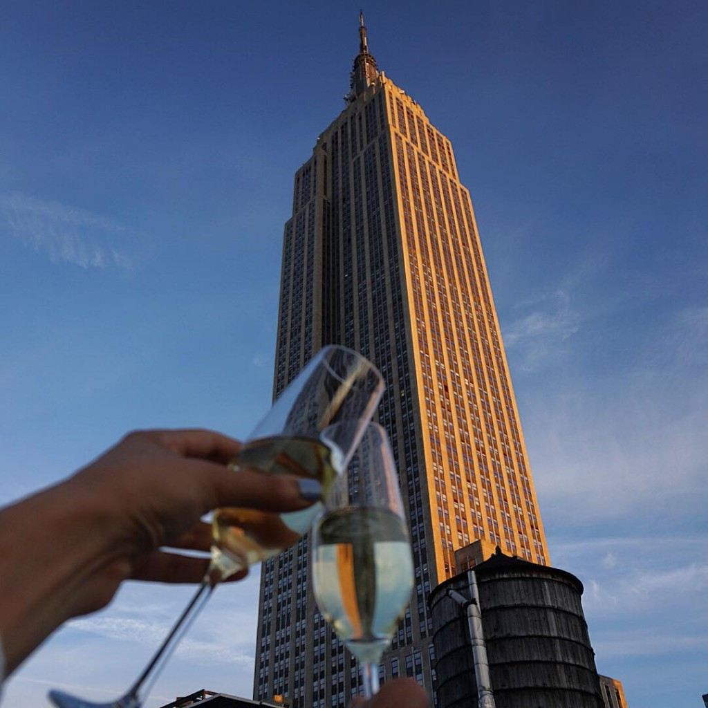 Cheers to the opening of the TheGregoryNYC hotel and thishellip