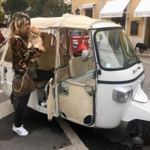 We had the best time Tuk tuking around Sintra Ifhellip