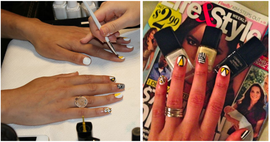 #manimonday miss pop nails