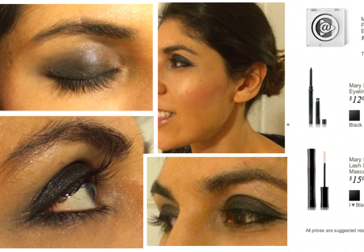 Get the Look: 'Flapper Chic' Smoky Eye with Mary Kay