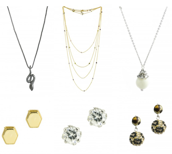 Chic peek jewelry