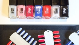 JinSoon spring 2014 nail polish