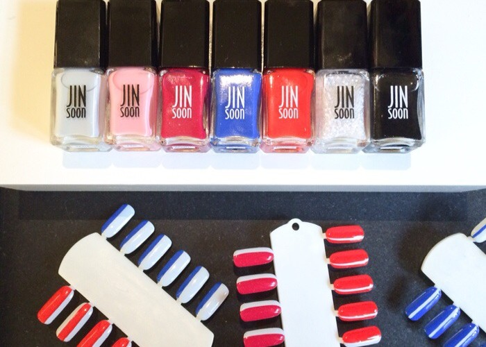 #ManiMonday JINsoon Spring/Summer 2014 Nail Polish Collection
