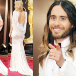kate hudson and jared leto at Oscars 2014