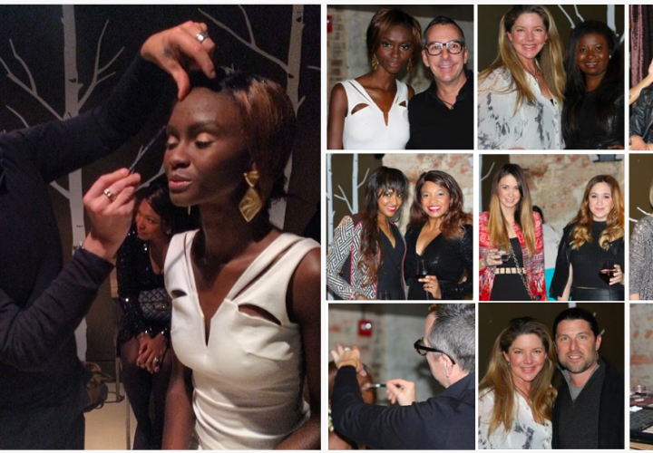 #PrettyGlamazonOscars Party Recap: Getting Red Carpet Ready with PC & Glamazon Diaries