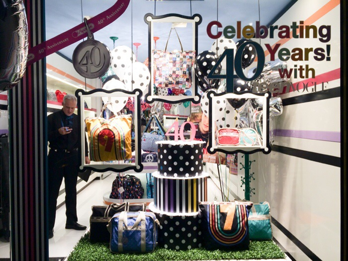 NYC's Upper East Side just got a whole lot brighter with the opening of the NEW LeSportSac flagship store. To Celebrate the iconic handbag brand partnered