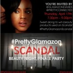 Scandal tweetup