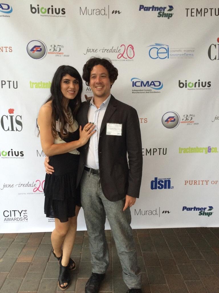 Lara Eurdolian 2014 ICMAD awards