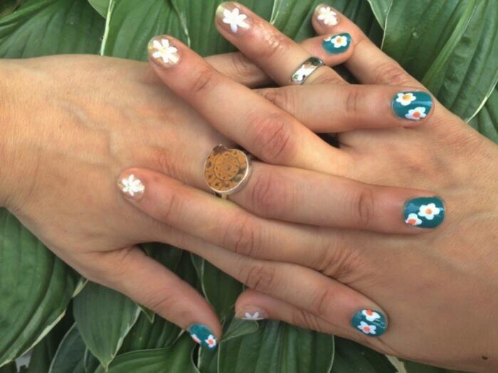 Manicure contest