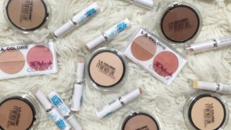 How to pick the perfect foundation, LA COLORS Foundation