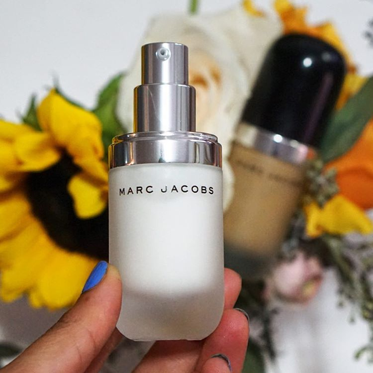 This Marc Jacobs primer is everything It makes the newhellip