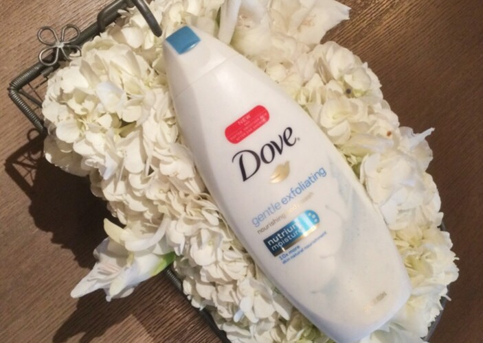 Take the #OneShowerChallenge with Dove's NEW Body Wash