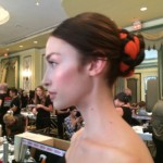 stila backstage at Alice and Oliva