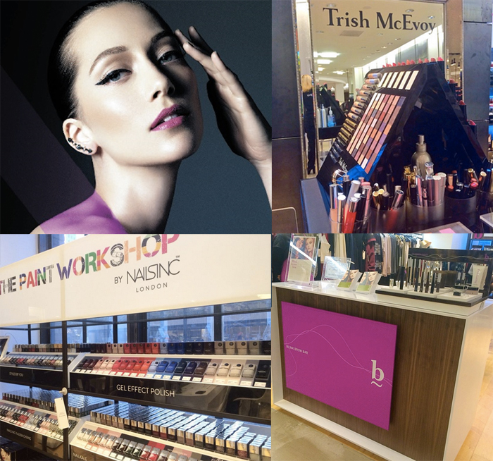 Beauty On 5 with Saks Fifth Avenue - Pretty Connected