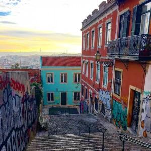 Magic at every turn Lisbon