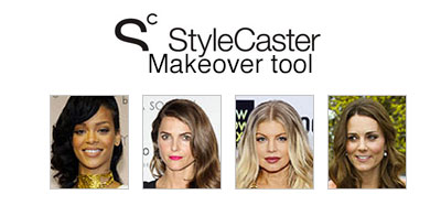 Stylecaster Makeover Tool