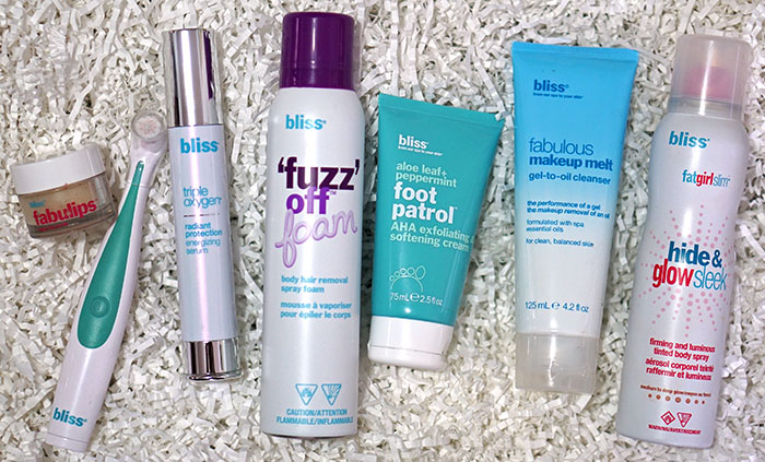 Bliss skincare at Kohl's