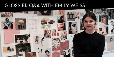 Q&A with Emily Glossier