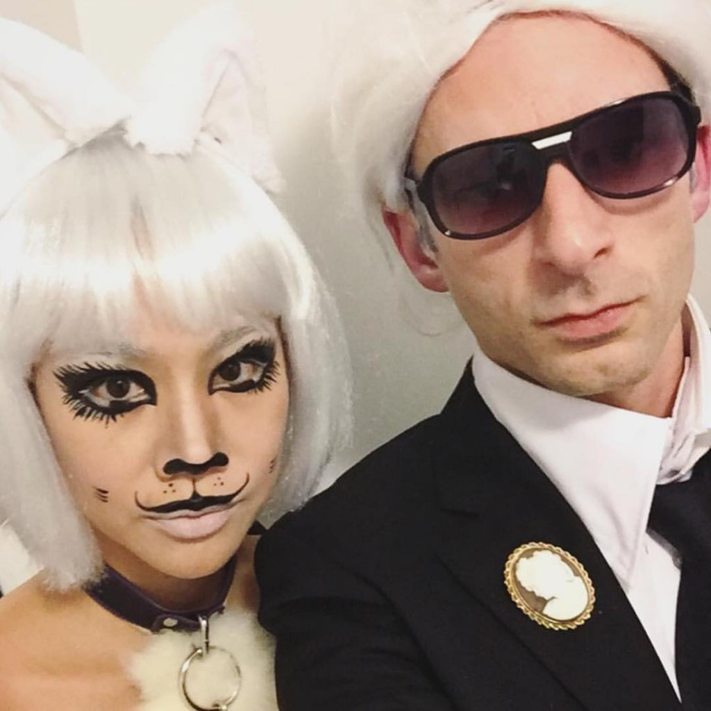 FanFriday pearllama as moi for Halloween Tag ChoupetteHalloween to behellip