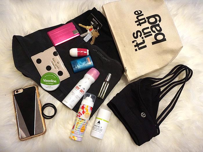 vaseline-lip-therapy-workout-bag-beauty-dry-shampoo