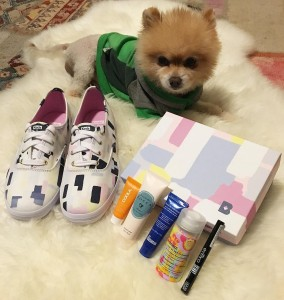 Im not the only one excited about the birchbox xhellip
