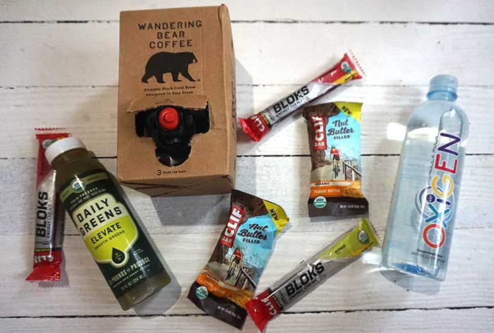 wandering-bear-coffee-clif-bar-daily-greens-juice