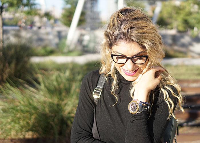 miu-miu-glasses-black-turtleneck-maxus-nail-polish