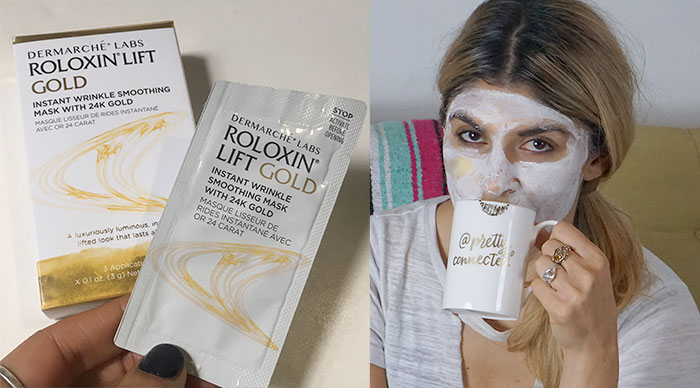 dermarche-labs-roloxin-lift-gold-wrinkle-smoothing-mask-with-24k-gold-review
