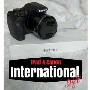 INTERNATIONAL GIFT!  Ive partnered with my favorite bloggers tohellip
