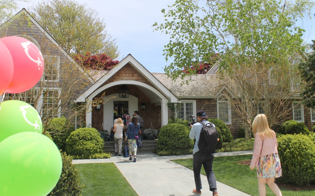 Chris Burch Hamptons Home