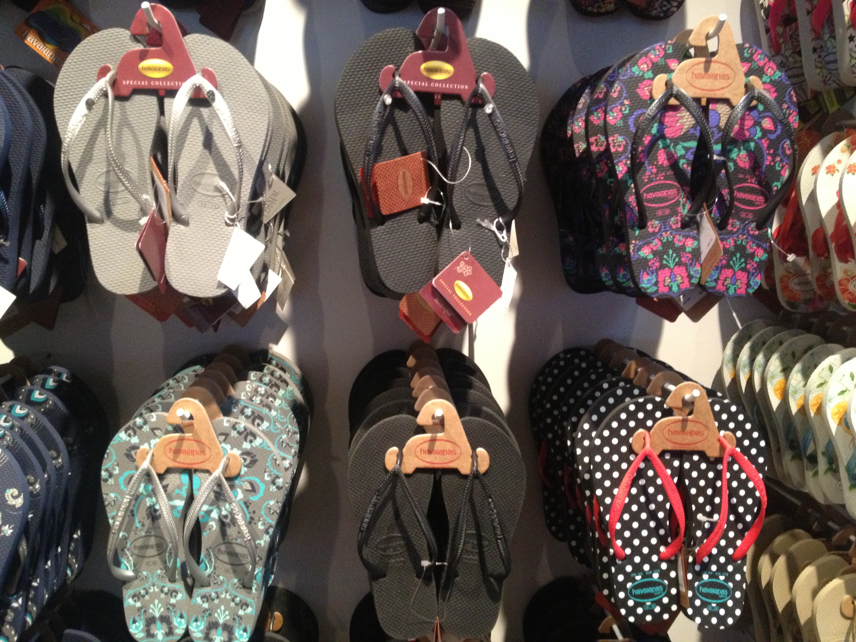 c8c4fb576b21ca Havaianas Opens First NYC Pop-Up Shop in Meatpacking District ...