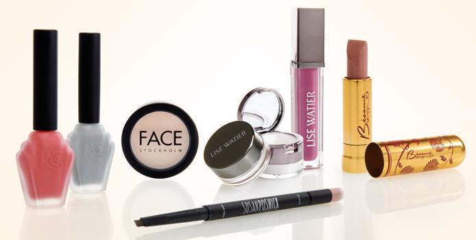 Face Stockholm, Knockout Cosmetics, Lise Watier, Susan Posnick