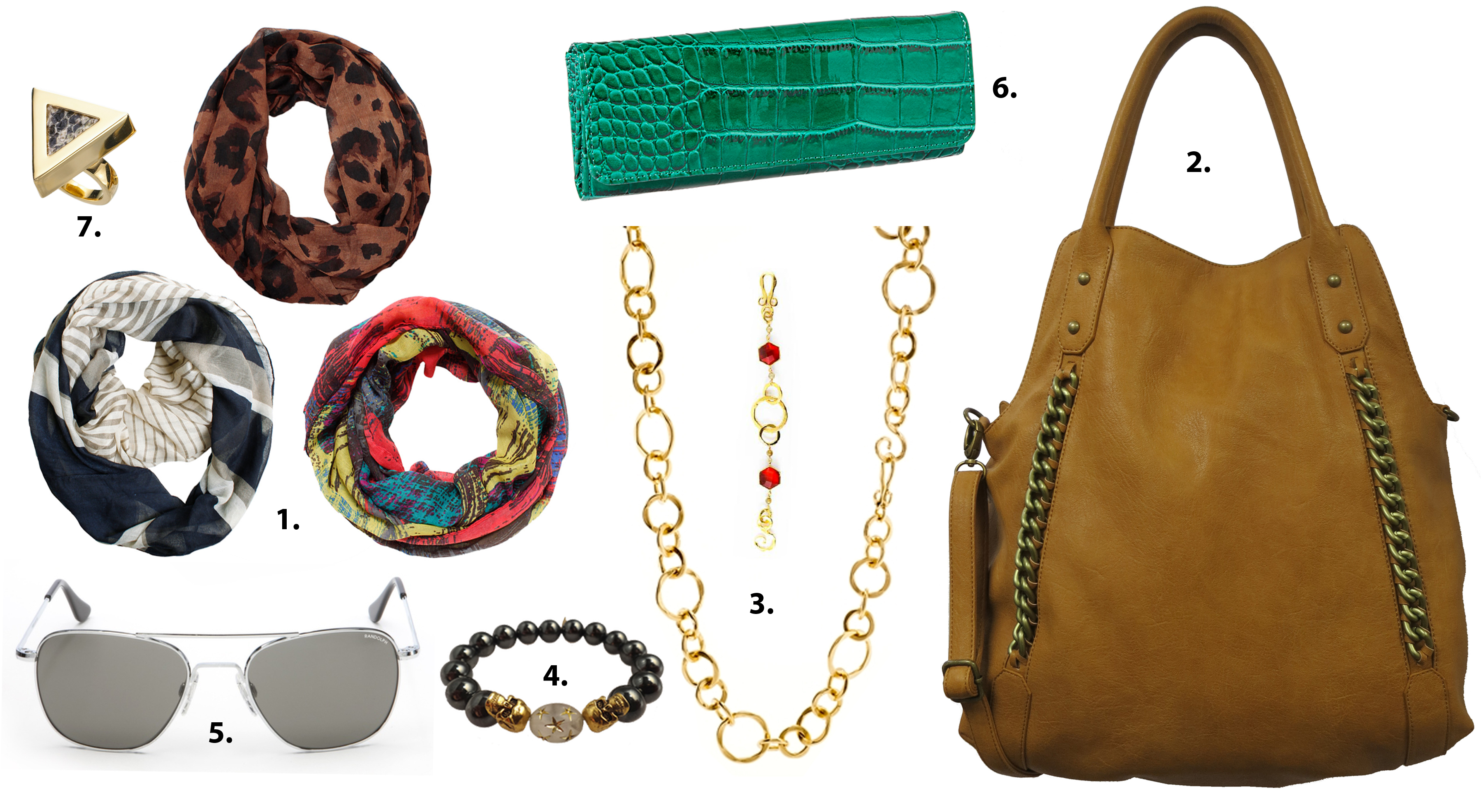 The accessories council must haves for back to school for Decor jewelry