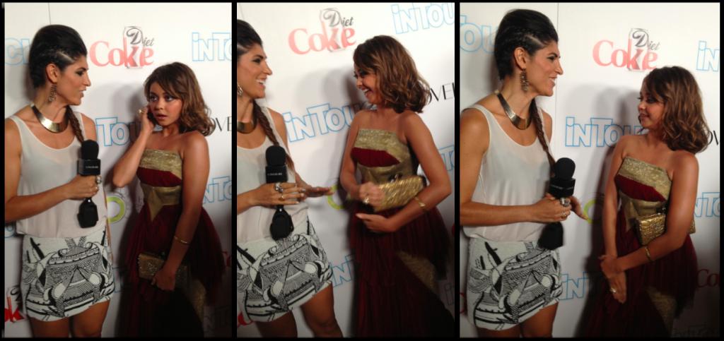 Sarah Hyland, Lara Eurdolian, VMA's