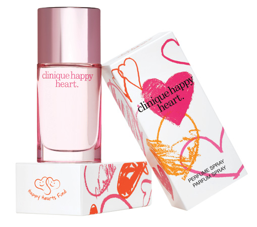 Clinique Launches Happy Heart Limited Edition Collection in Honor of the Have A Heart Fund - Pretty Connected