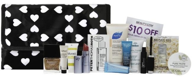 beauty.com Honor cosmetic bag