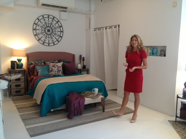 Touring Homegoods With Genevieve Gorder Pretty Connected