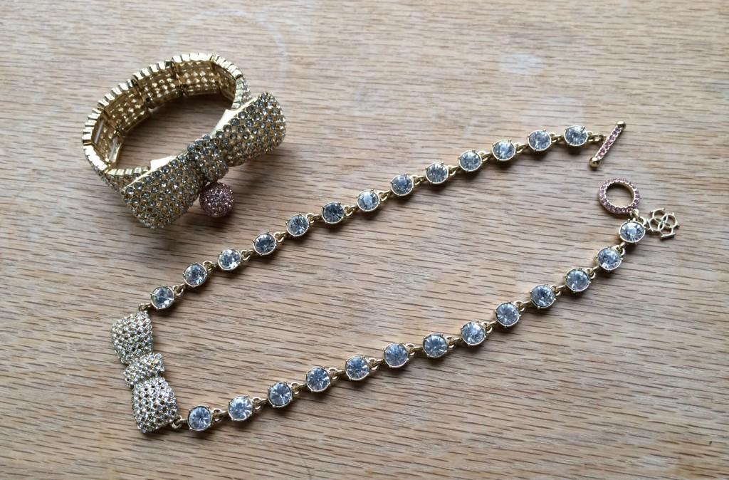 Ann Taylor BCA Brilliant Bow collection