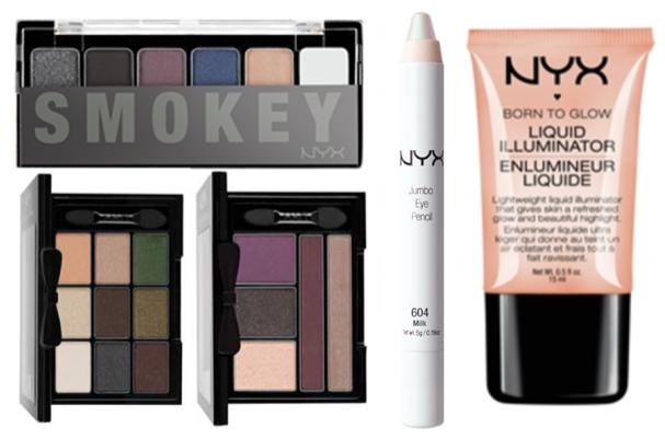 NYX Cosmetics Smokey Palette