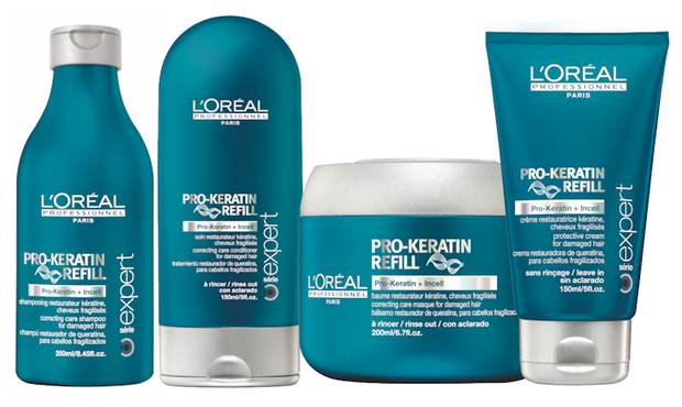 {PC Review} L'Oreal Professional Pro-Keratin Haircare Collection - Pretty Connected