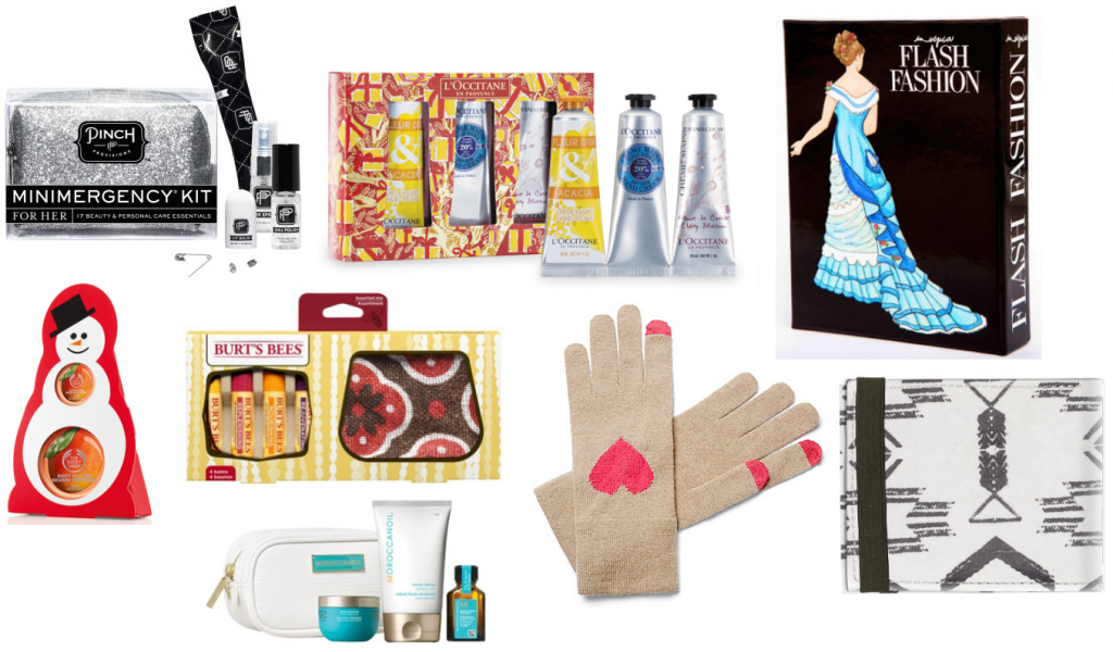 Stocking Stuffers from C. Wonder, The Body Shop, Burt's Bees