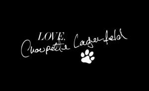Choupette Signature