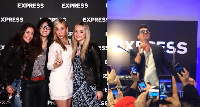 Express Grand Opening