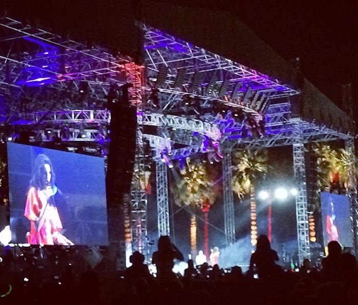 Coachella Lana del Ray performance