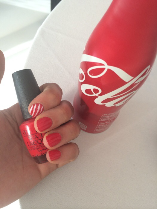 Opi Coca Cola Nail Polish Collection Partial: MANI MONDAY: OPI X Coca Cola Nail Polish Collaboration