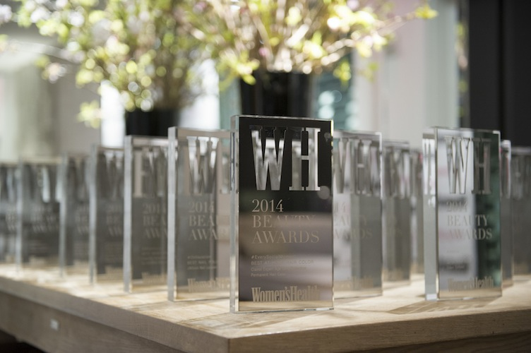 Women's Health Beauty Awards 2014