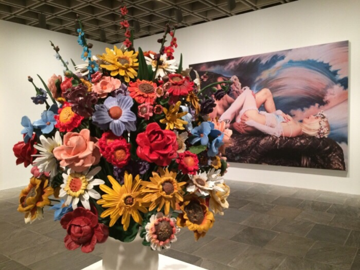 Jeff Koons series with Cicciolina