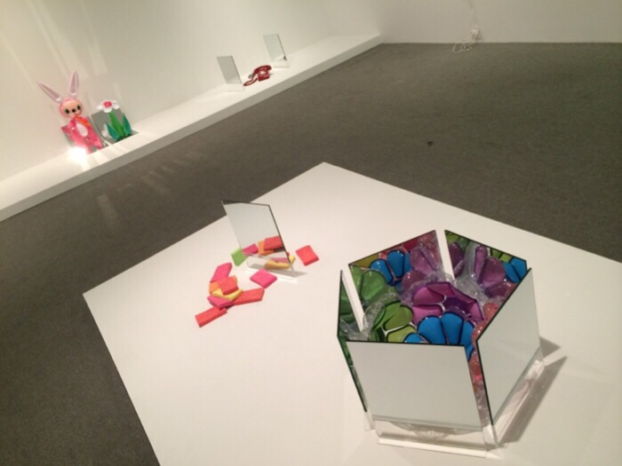 Jeff Koons Inflatables series