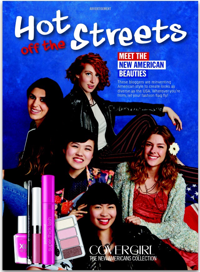 COVERGIRL New American Collection