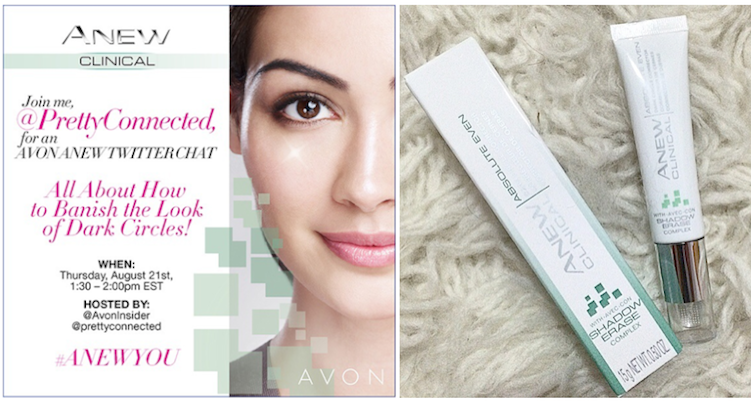 Avon Anew Clinical Tweetup